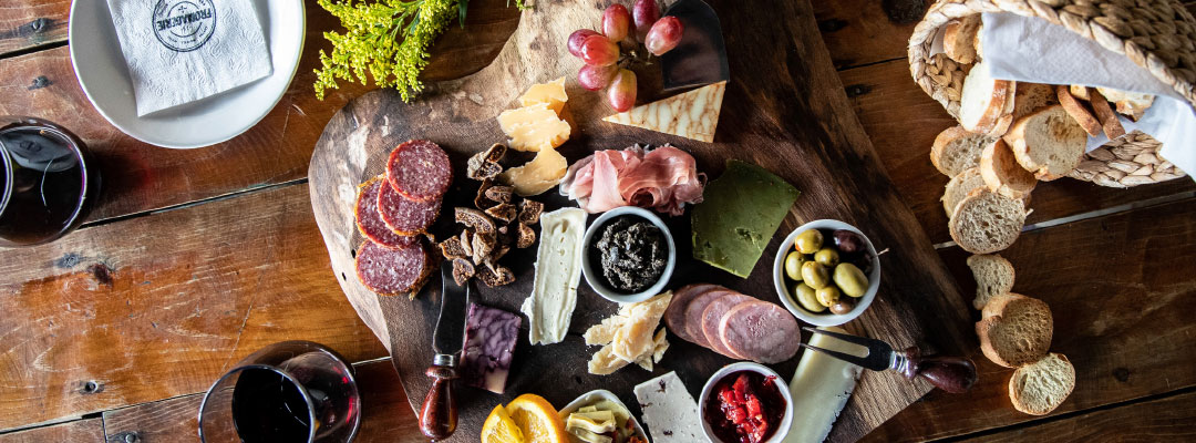 La Fromagerie charcuterie board