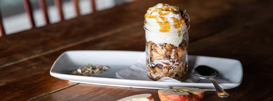 La Fromegerie Dessert Options!